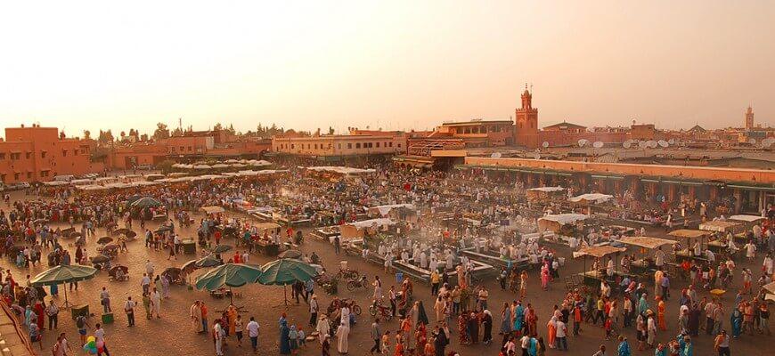 Marrakech-place-jemma-el-fna
