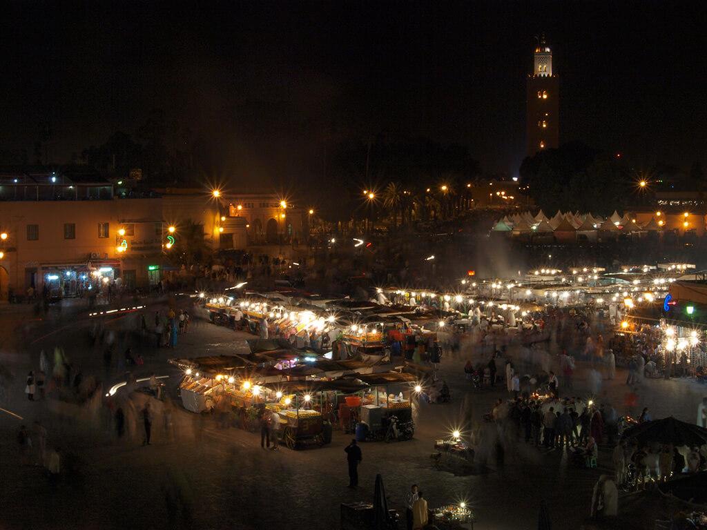 Marrakech-nuit